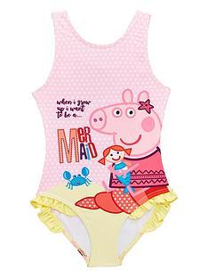 peppa-pig-girls-swimming-costume-yellow
