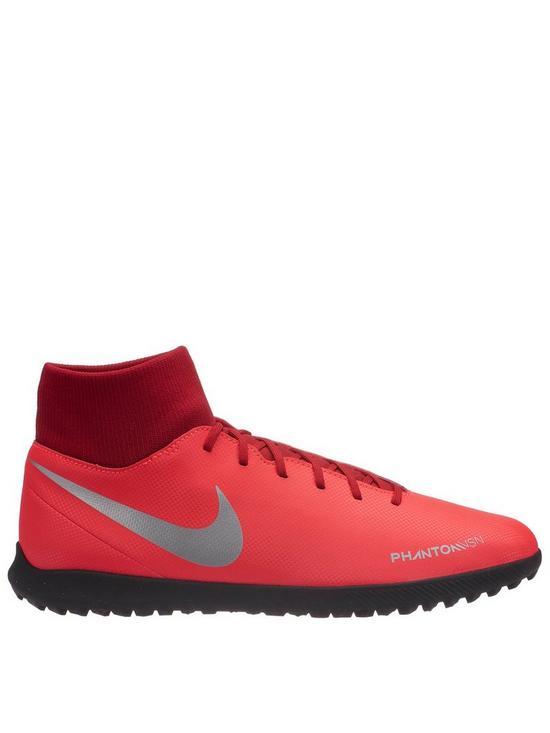super popular f44f6 e9b35 Nike Nike Mens Phantom Vision Club DF Astro Turf Football Boot