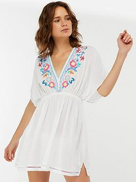 accessorize-jamie-embroidered-kaftan-white
