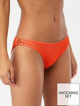 accessorize-lucy-bikini-briefs-orange