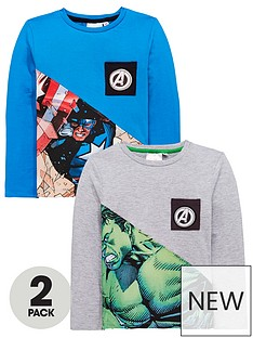 the-avengers-boys-avengers-2pk-tshirts
