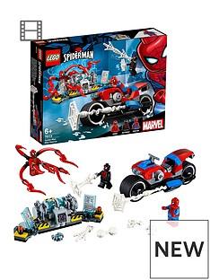LEGO Super Heroes 76113Spider-Man Bike Rescue