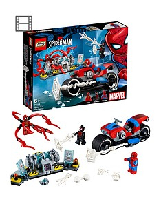 LEGO Super Heroes 76113 Spider-Man Bike Rescue