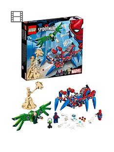 LEGO Super Heroes 76114 Spider-Man's Spider Crawler