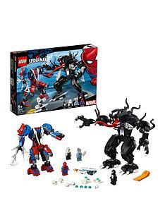 LEGO Super Heroes 76115Spider Mech vs. Venom