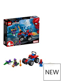 LEGO Super Heroes 76133Spider-Man Car Chase