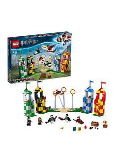 LEGO 75956 Quidditch™ Match