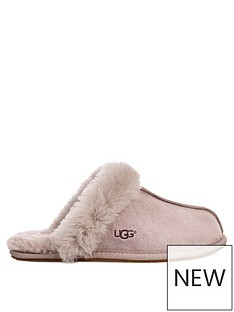 ugg-scuffette-ii-slippers-grey