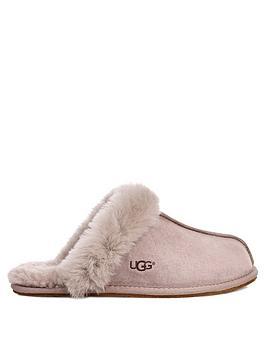 ugg-scuffette-ii-slippers-grey