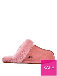 ugg-scuffette-ii-slippers-pink