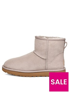 ugg-classic-mini-ii-boots-grey