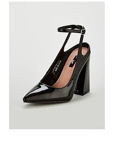 lost-ink-justine-court-open-back-block-heel-wide-fit-blacknbsp