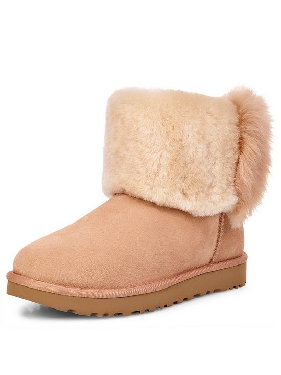 ugg classic mini wisp boot very co uk rh very co uk