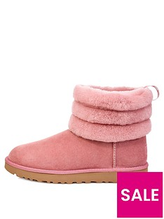 ugg-fluff-mini-quilted-boots-pink-dawn