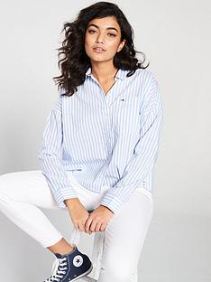 tommy-jeans-cropped-boxy-shirt-stripe
