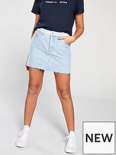 tommy-jeans-denim-skirt