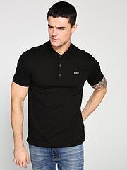 5fe5b5622 Lacoste Sport Classic L12 30 Polo Shirt - Black