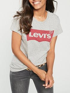 levis-perfect-t-shirt-grey