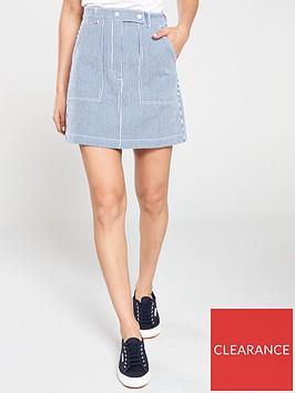 tommy-jeans-striped-carpenter-skirt-blue