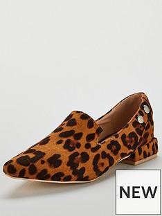lost-ink-bonnie-double-stud-flat-shoe