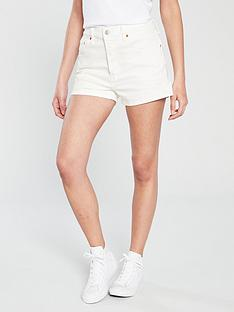 levis-501reg-high-rise-shorts-white