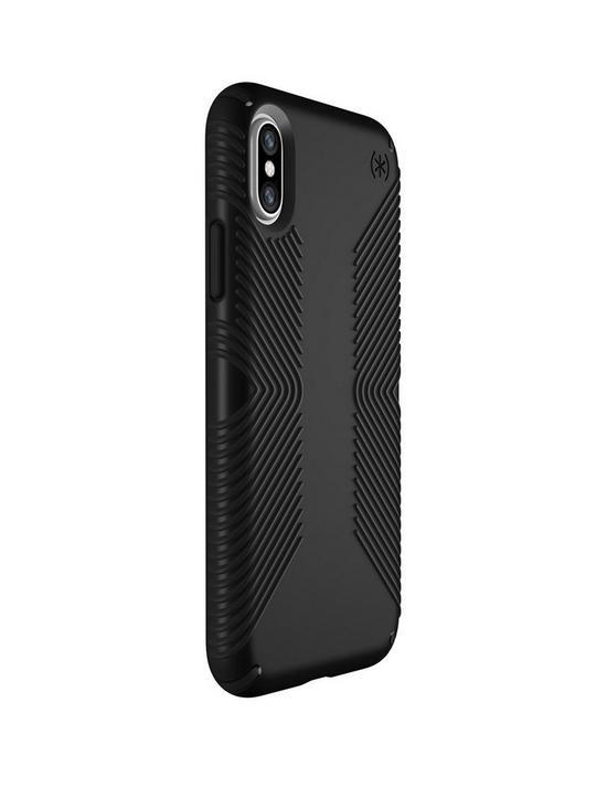 buy online d9d00 0b78e Presidio Grip Case for iPhone X/XS - Black