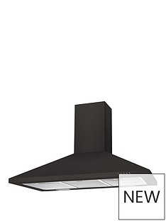 candy-cce1191n-90cm-chimney-hood-with-optional-installation-black