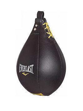 Everlast Boxing Leather Boxing Speedbag|