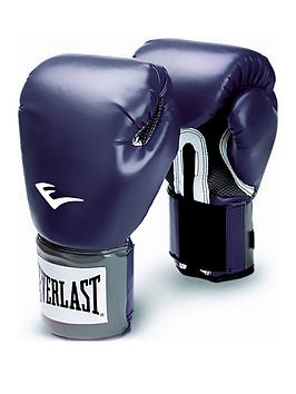 everlast-boxing-14oz-pro-style-training-glove-dark-purple