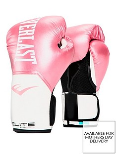 everlast-everlast-boxing-12oz-pro-style-elite-training-glove--nbsp-pinkwhite