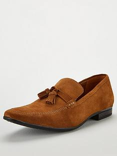 v-by-very-tan-suede-tassle-brogue