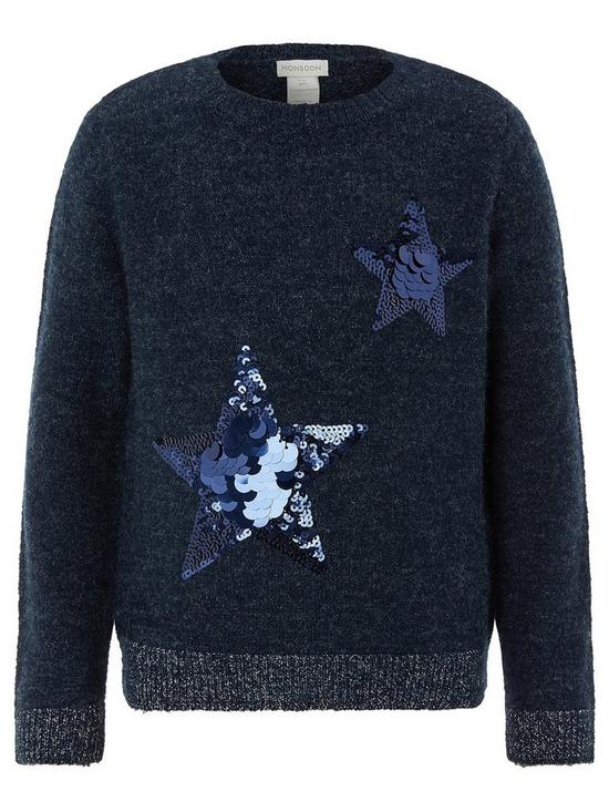 e944731e2236 Monsoon Stephanie Star Jumper