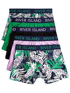 river-island-boys-pink-paisley-boxers-multipack