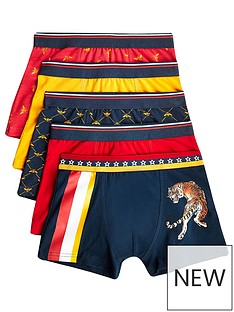 river-island-boys-red-bee-boxers-multipack