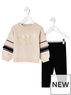 river-island-mini-mini-girls-beige-amour-sweatshirt-outfit