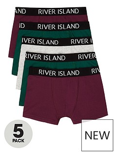 river-island-boys-burgundy-and-green-ri-boxers-multipack
