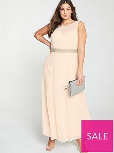 little-mistress-curve-beaded-waist-bridesmaid-maxi-dress-blush