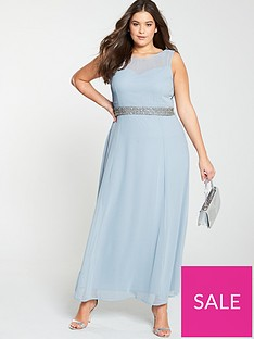 little-mistress-curve-beaded-waist-bridesmaid-maxi-dress-light-blue