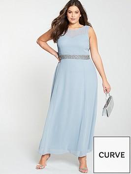 little-mistress-curve-beaded-waist-bridesmaid-maxi-dress-light-blue
