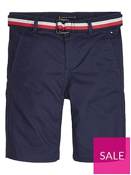 tommy-hilfiger-boys-classic-belted-chino-shorts-navy