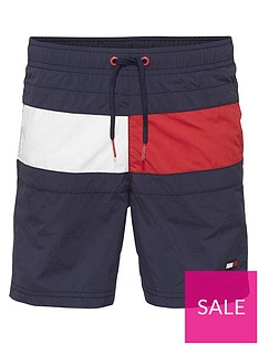 tommy-hilfiger-boys-flag-swim-shorts-navy