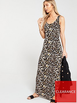 v-by-very-tall-side-gather-jersey-maxi-dress