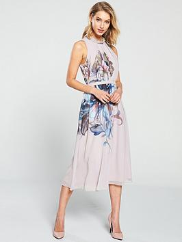 little-mistress-high-neck-floral-printed-midi-dress-blush