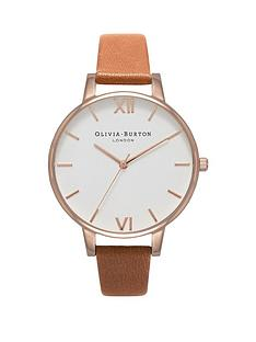 olivia-burton-olivia-burton-white-and-rose-gold-big-dial-brown-leather-strap-ladies-watch