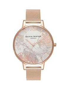 olivia-burton-olivia-burton-abstract-florals-and-rose-gold-detail-big-dial-rose-gold-stainless-steel-mesh-strap-ladies-watch