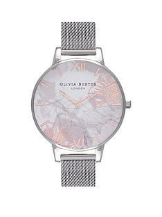 olivia-burton-olivia-burton-abstract-florals-silver-and-rose-gold-detail-big-dial-stainless-steel-mesh-strap-ladies-watch