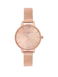 olivia-burton-olivia-burton-celestial-rose-gold-sunray-and-glittler-demi-dial-rose-gold-stainless-steel-boucle-mesh-strap-ladies-watch