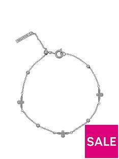 olivia-burton-olivia-burton-silver-plated-3d-bee-and-ball-chain-bracelet