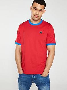 fila-marconi-essential-ringer-t-shirt-red