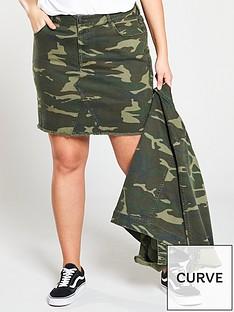 77c1b5cff4628 Denim Skirts | Plus Size | Skirts | Women | www.very.co.uk
